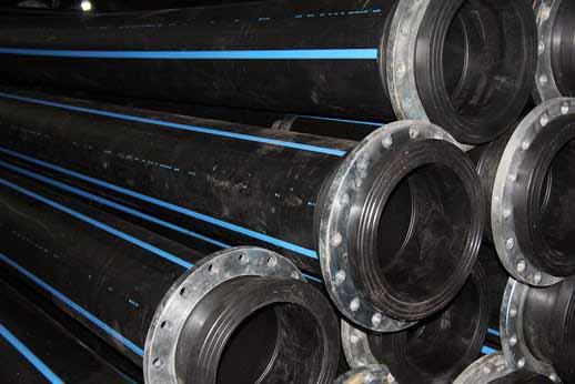 3 Pipa HDPE - PE 100 Spool