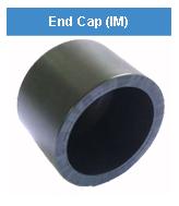 End Cap HDPE - PE 100