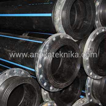 Pipa HDPE - PE 100 Spool