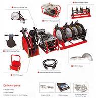 Mesin Penyambung Butt Fusion HDPE - SHD315 - Hidrolis
