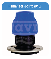 FLANGED JOINT HDPE